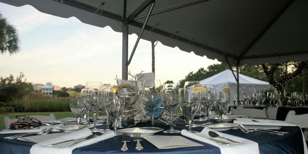 """Carillon Beach Celebrates 25 Years with an Anniversary Dinner & Silent Auction """"Under the Lights"""""""
