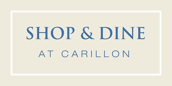 Shop & Dine at Carillon